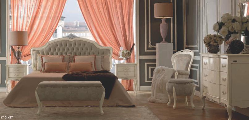 Итальянская спальня MEMORIE VENEZIANE CIPRIA ф-ка GIORGIO CASA
