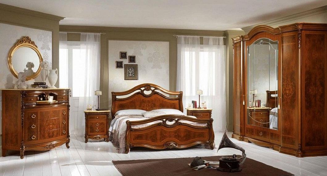 Итальянская спальня BERNINI NOCE ф-ка GAMMASTIL