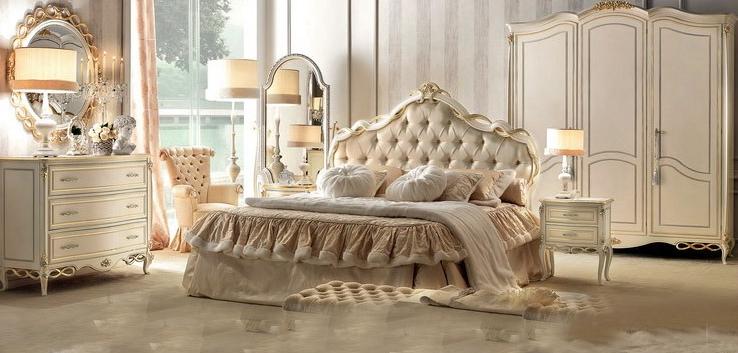 Итальянская спальня FOREVER 09 ф-ка SIGNORINI COCO