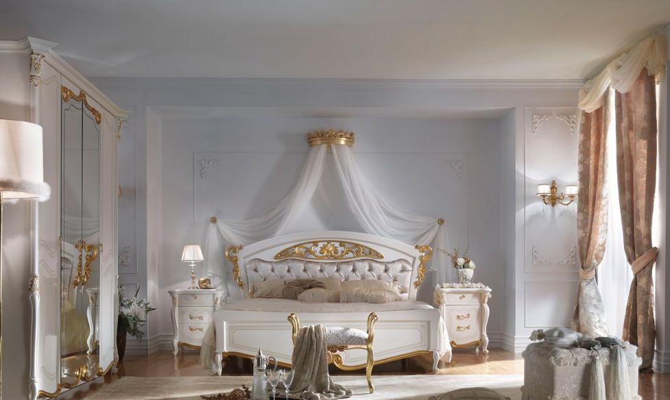 Спальня La Fenice laccato (Италия)