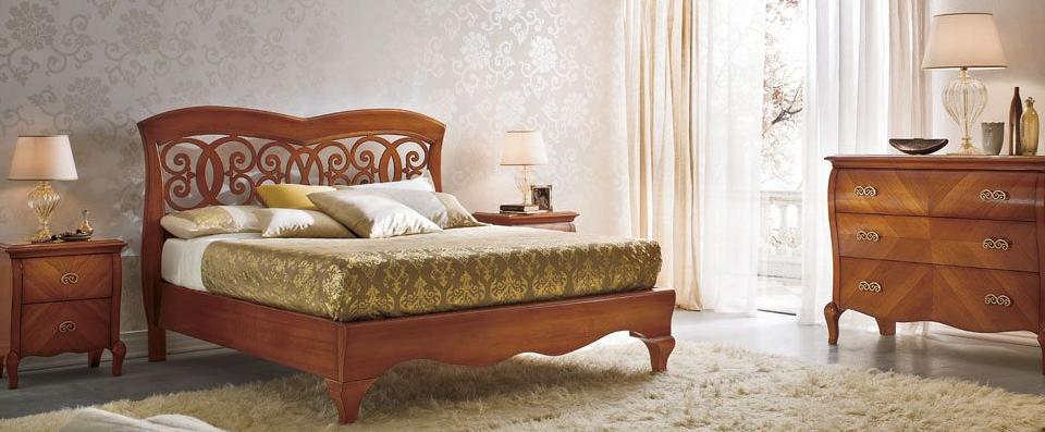 Спальня SYMFONIA (Симфония) орех Dall'Agnese