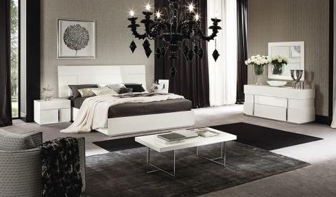Итальянская спальня CANOVA Ф-ка ALF