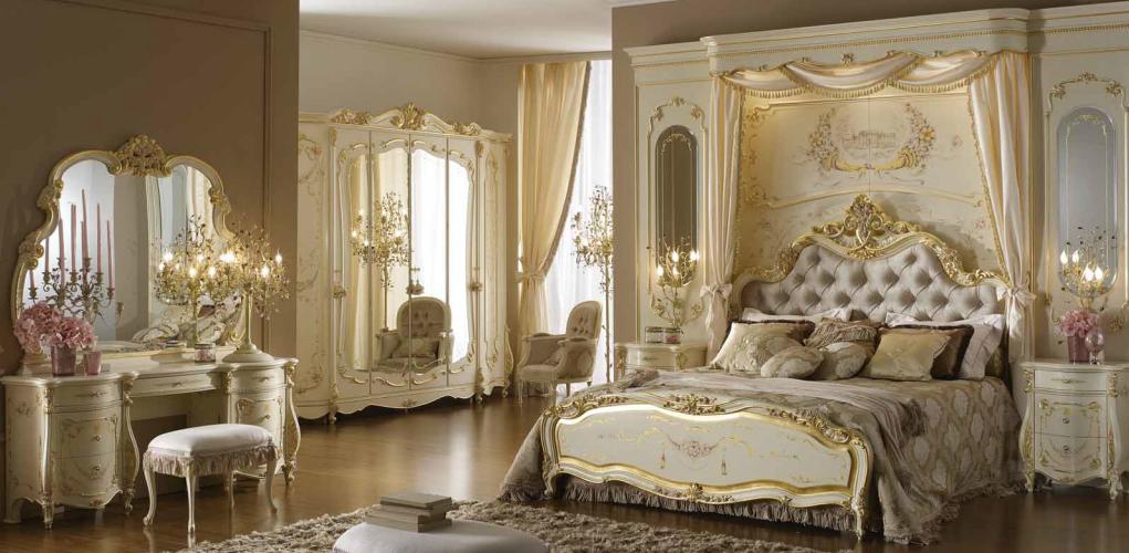 Итальянская спальня MONNALISA LACCATO H1 ф-ка A&M GHEZZANI