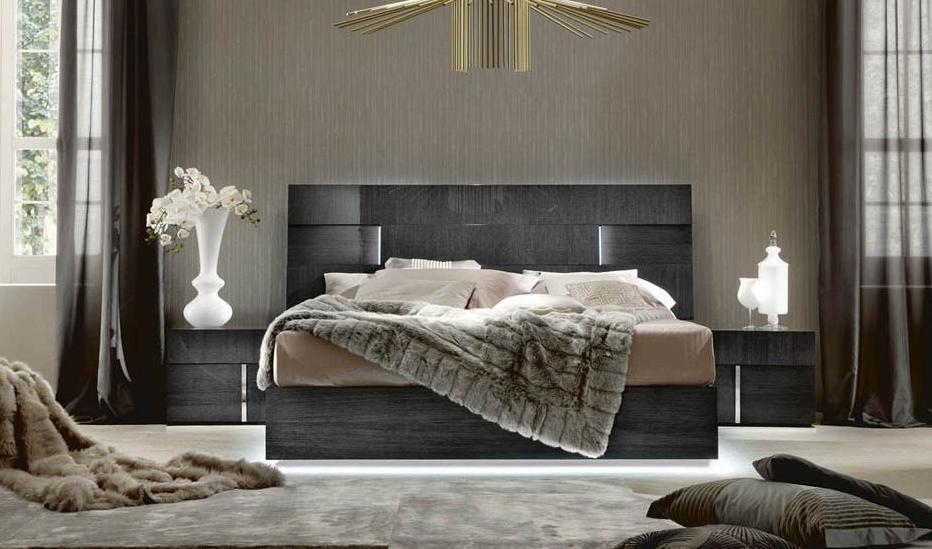 Итальянская спальня MONTECARLO KOTO LUCIDO Ф-ка ALF