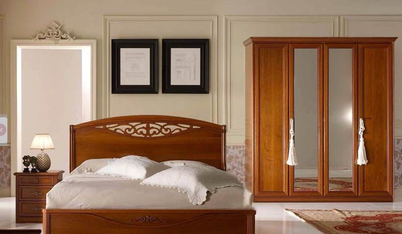 Спальня Portofino вишня ф-ка San michele