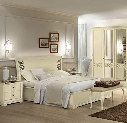 Итальянская спальня ROSSANA BIANCO ф-ка ARITALI