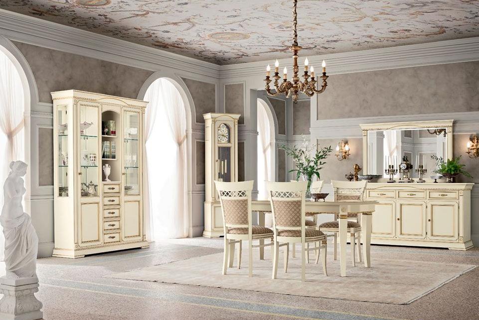 гостиная Palazzo Ducale laccato